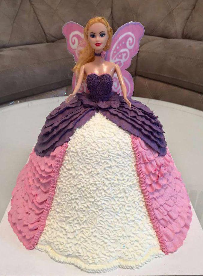 ברבי עוגת זילוף