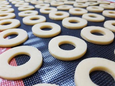 הכנת עוגיות
