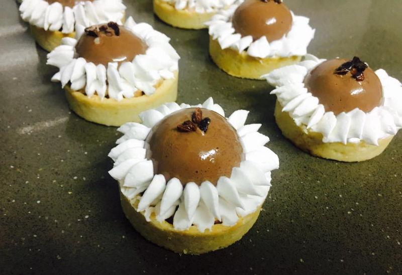 טארטלט שוקולדים