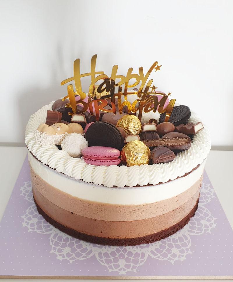 טריקולד וממתקים