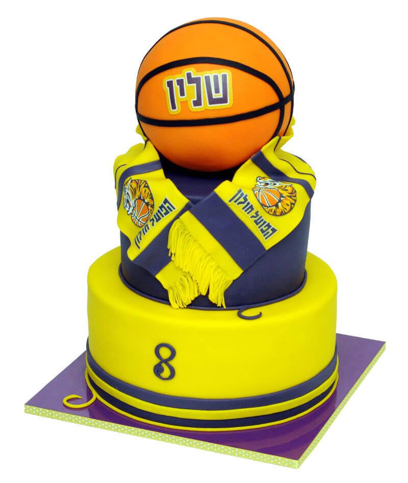 כדורסל עוגת הפועל חולון