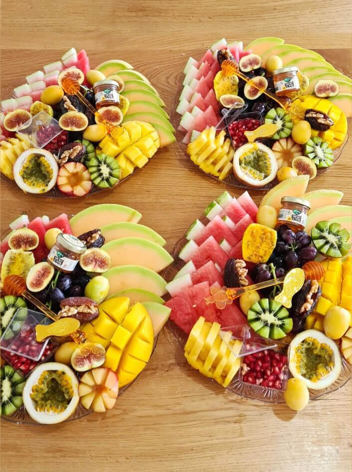 מארזי פירות במשלוחים לחג