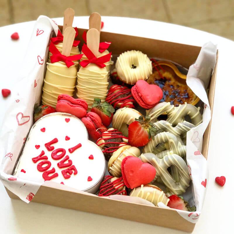 מארז גדול ליום האהבה עם משלוחים