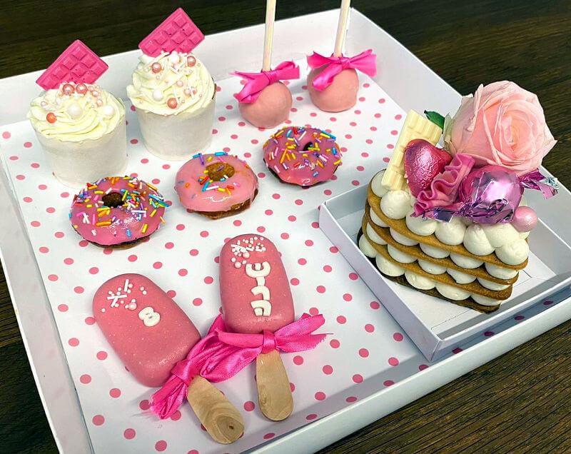 מארז יום הולדת מתוק לבת