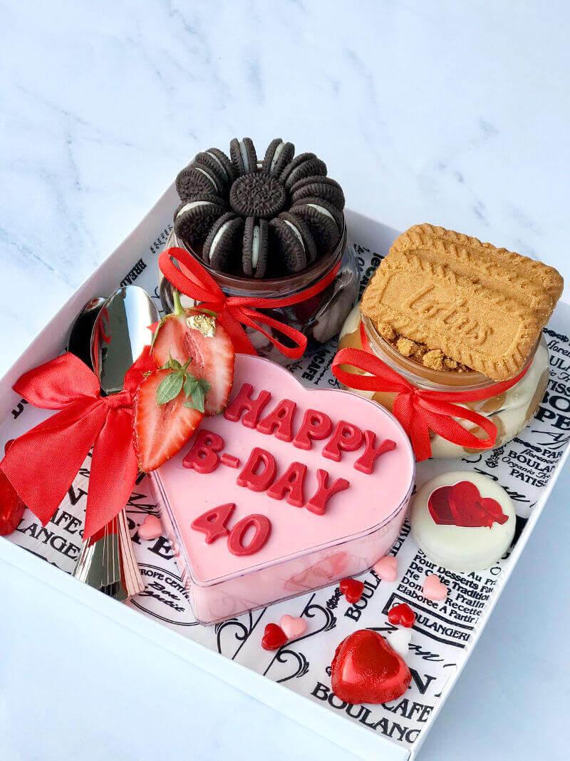 מארז יום הולדת מתוק