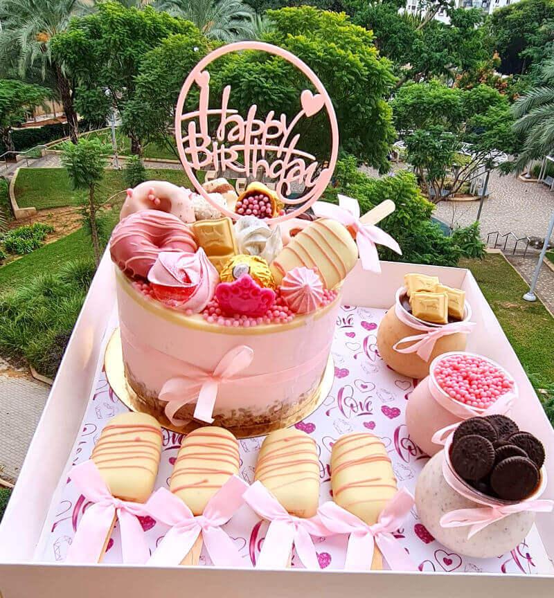 מארז יום הולדת מושלם