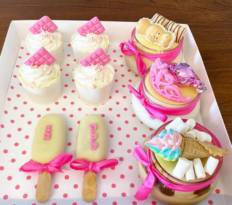 מארז ליום הולדת מתוק של בת