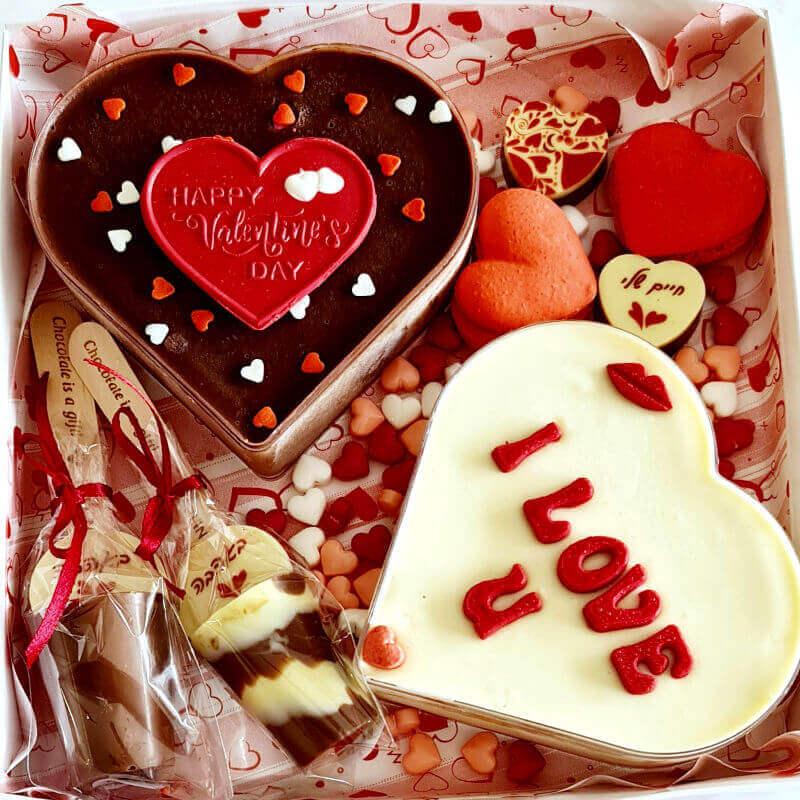 מארז מתוק ליום האהבה