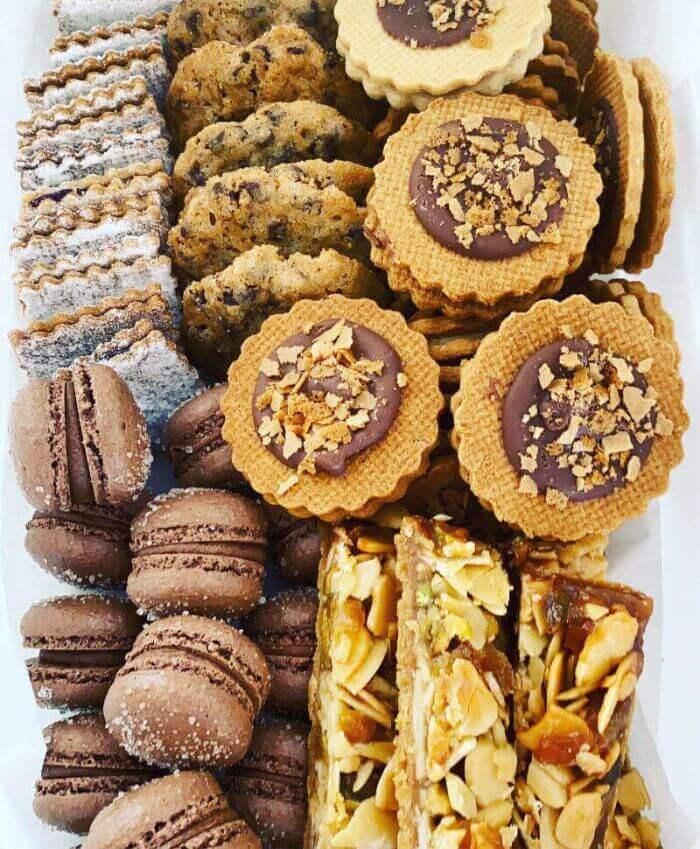 מארז עוגיות בוטיק