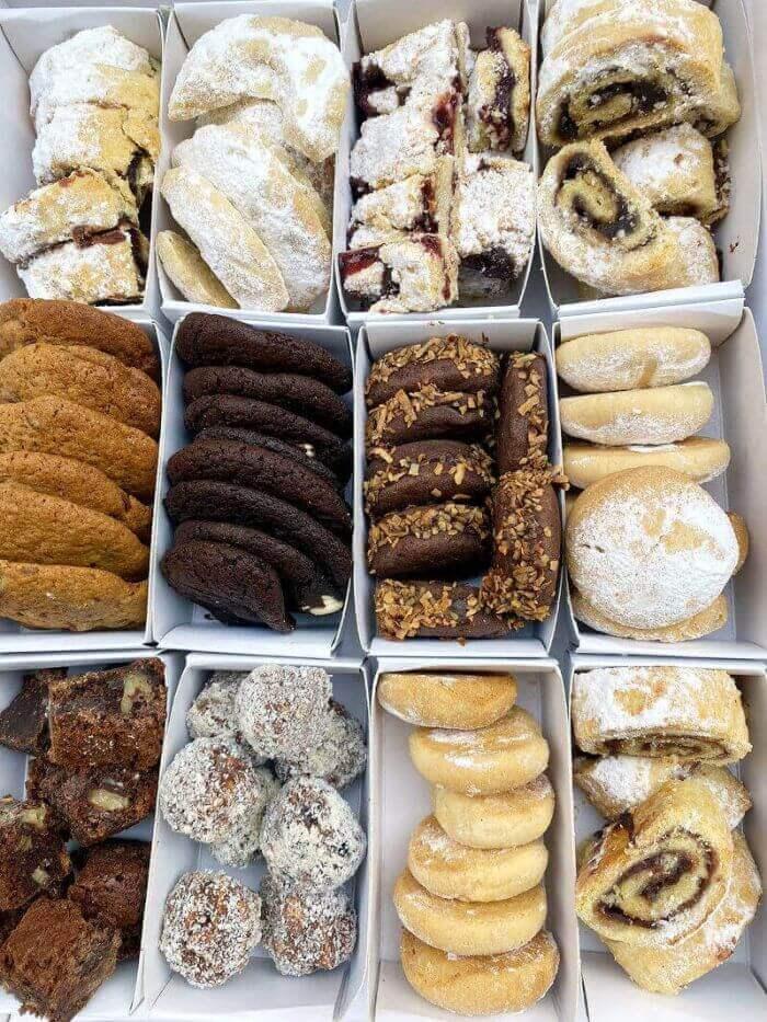 מארז עוגיות גדול