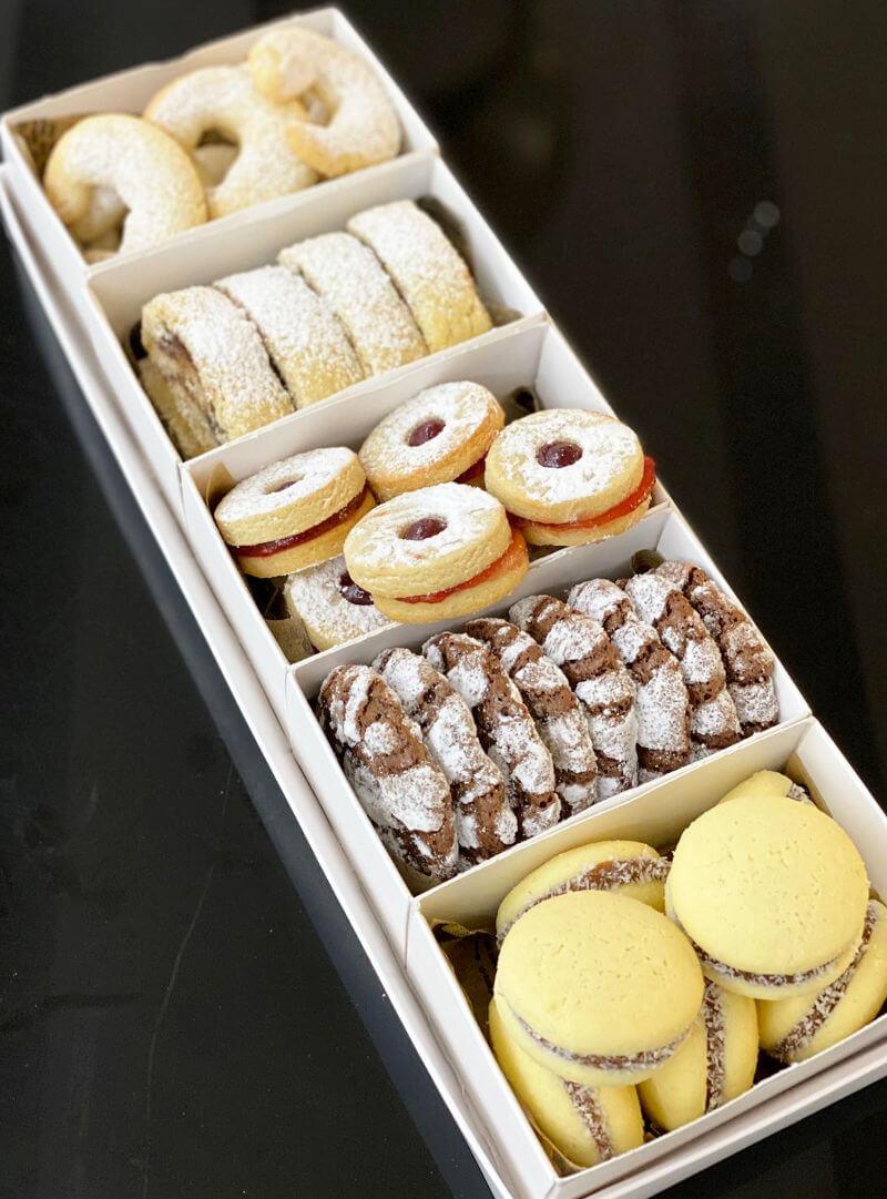 מארז עוגיות מגוון