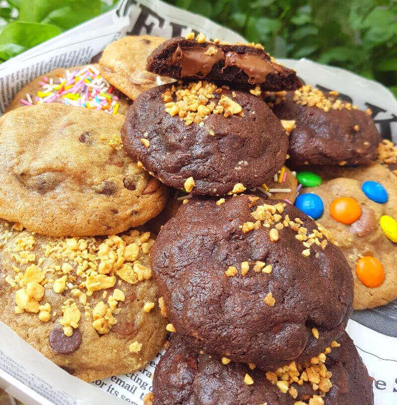 מארז עוגיות מפנק
