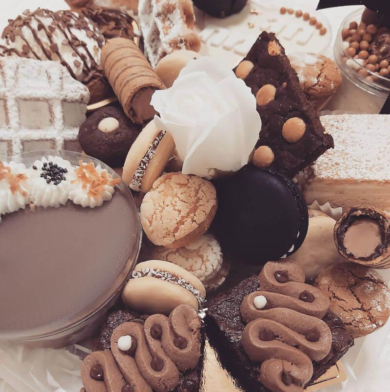 מארז עוגיות שוקולדי