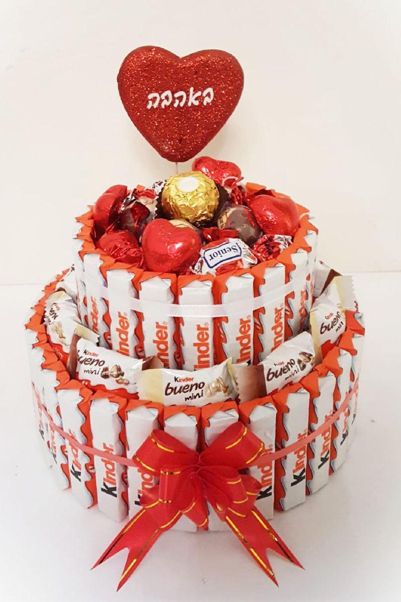 מארז שוקולדים מתוק