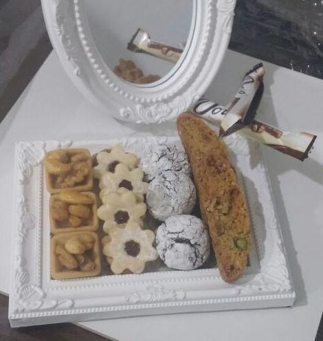 מגש עוגיות מעורב