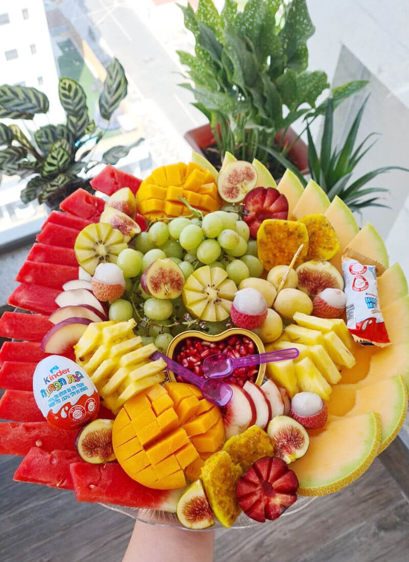 מגש פירות מתוק