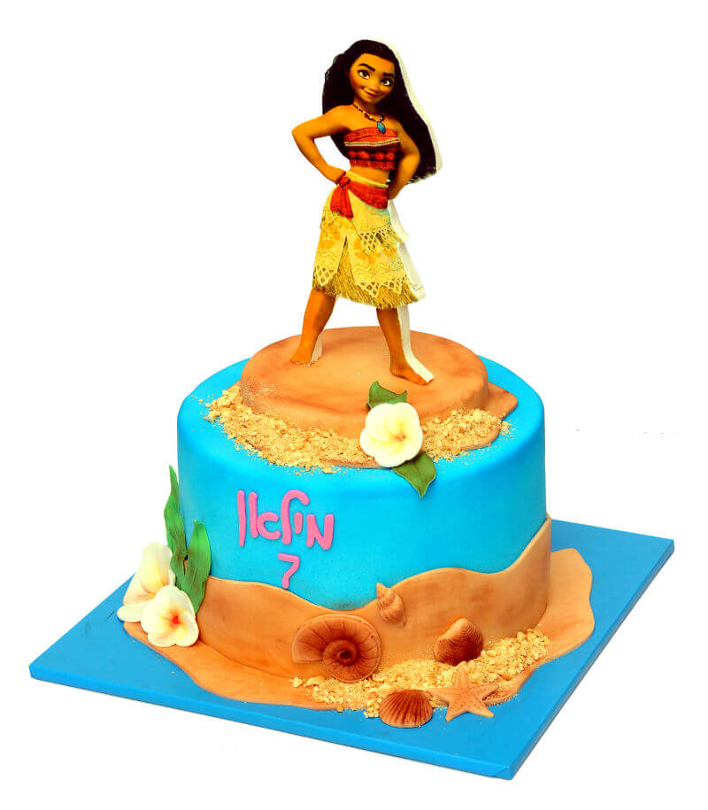 עוגה של מואנה