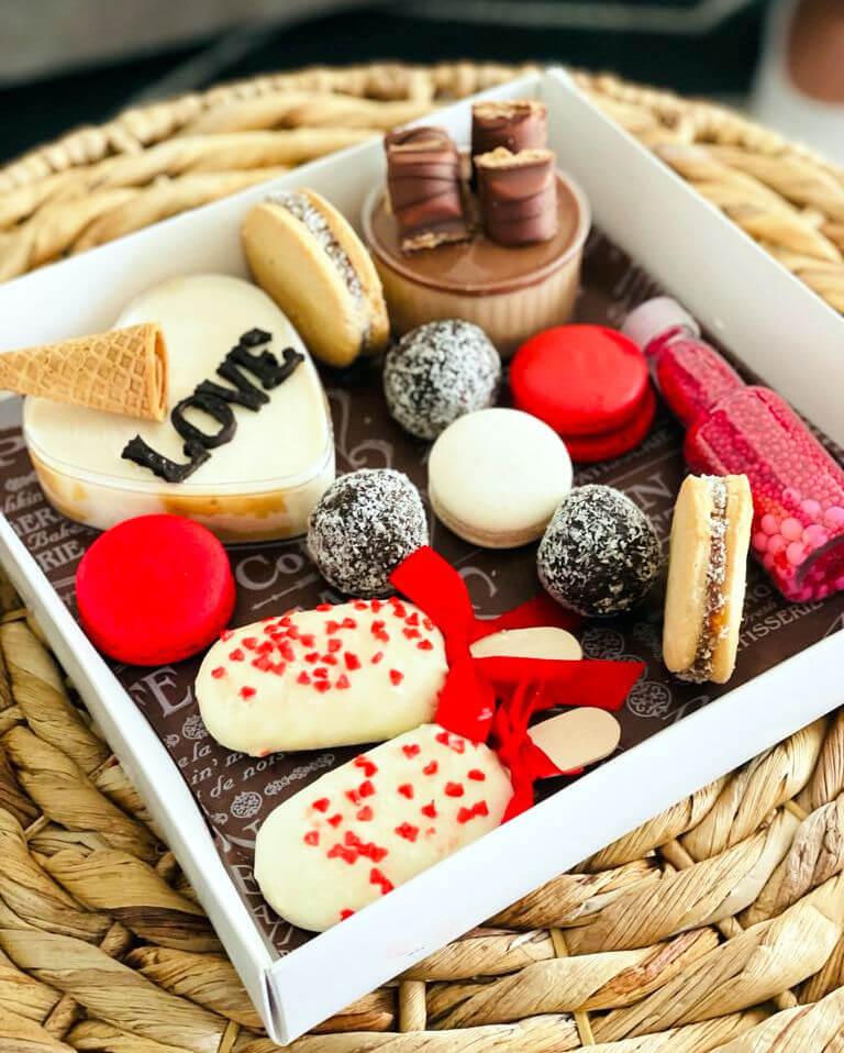 מתנה מתוקה ליום האהבה
