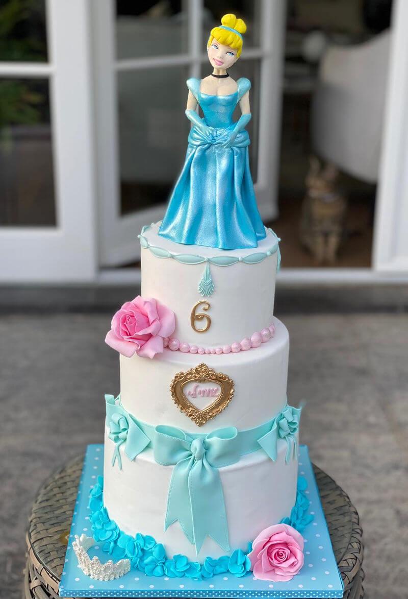נסיכות עוגת סינדרלה