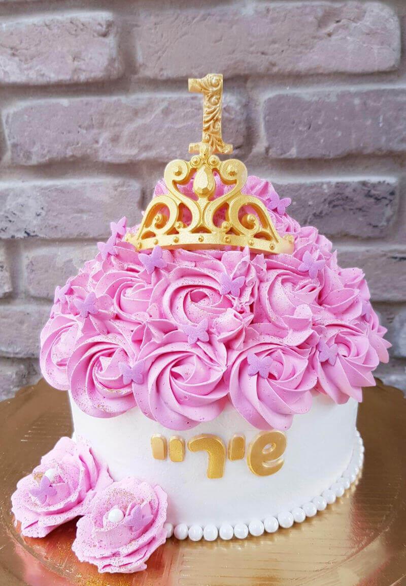 עוגת סמאשקייק לבת