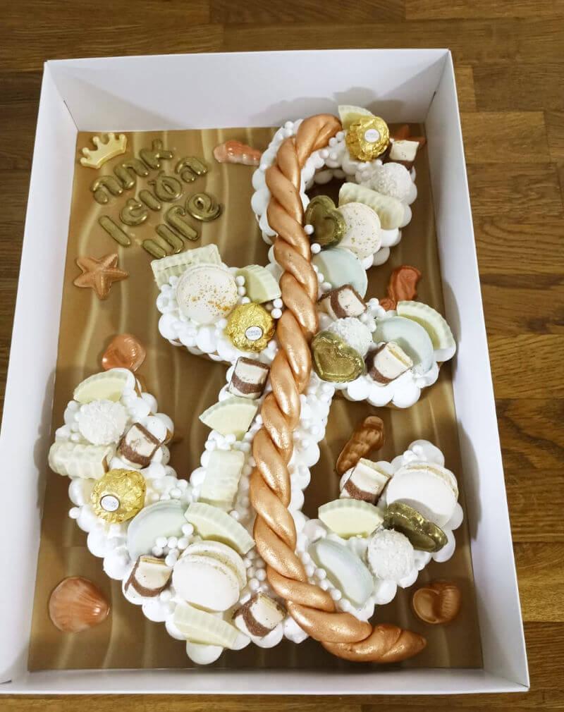 עוגה מיוחדת אתה העוגן שלנו