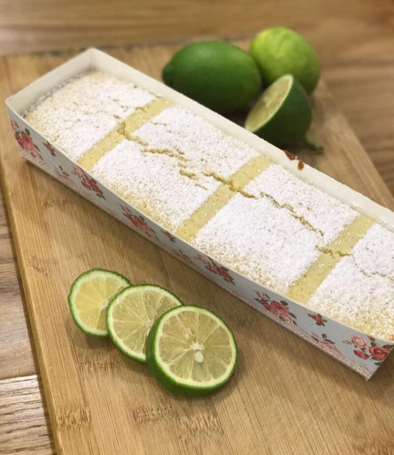 עוגה בחושה לימון
