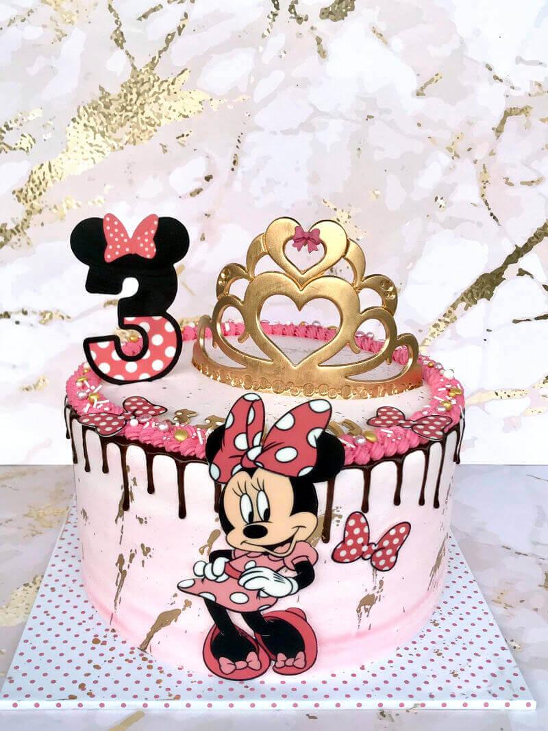 עוגת דריפ קייק מיני מאוס