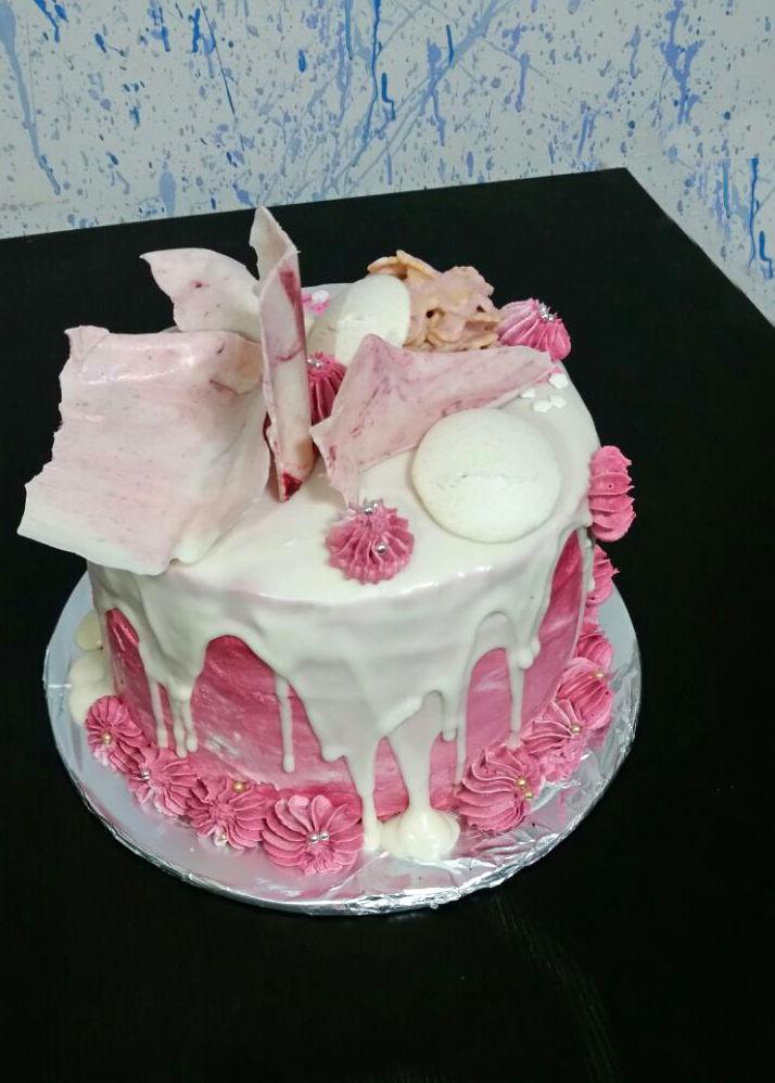 עוגה טבעונית ליום הולדת