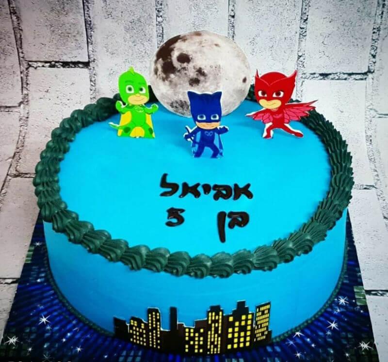 עוגה כוח פי גיי