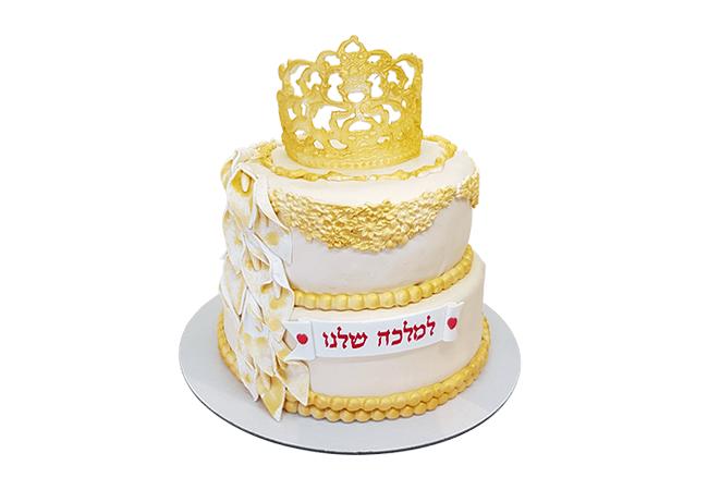 עוגה לאמא המלכה של הבית