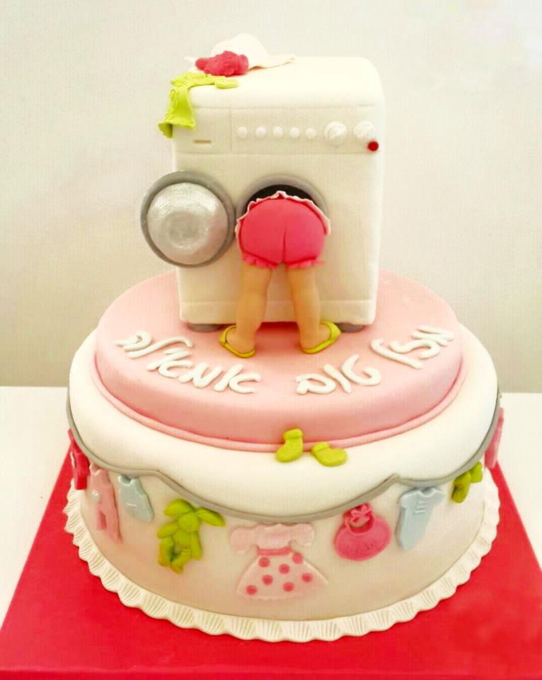 עוגה ללידה
