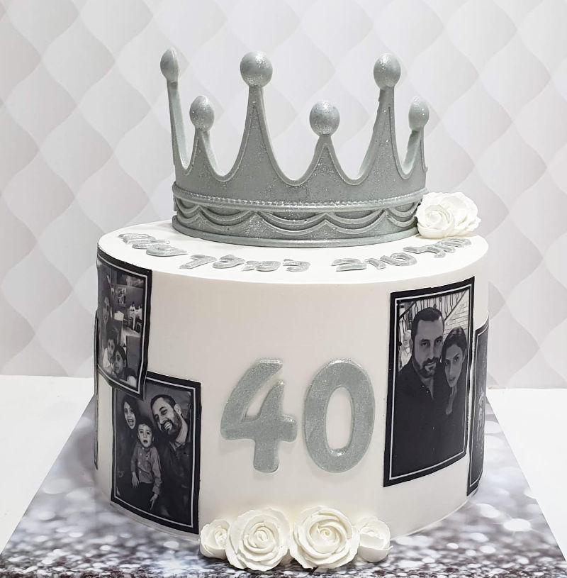 עוגה לבעל