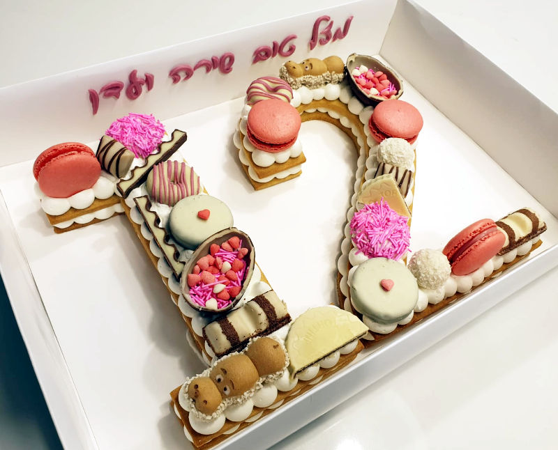 עוגה לגיל 12