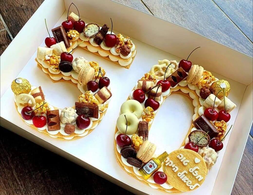 עוגה לגיל 26
