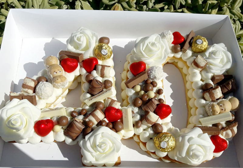 עוגה לגיל 40
