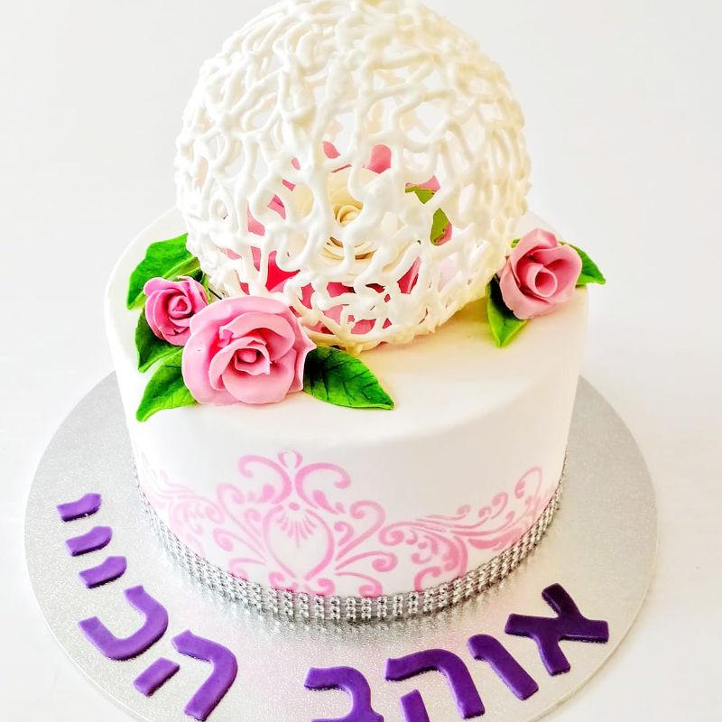 עוגה ליום האהבה
