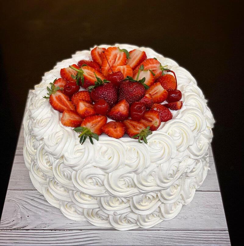 עוגה לשבועות
