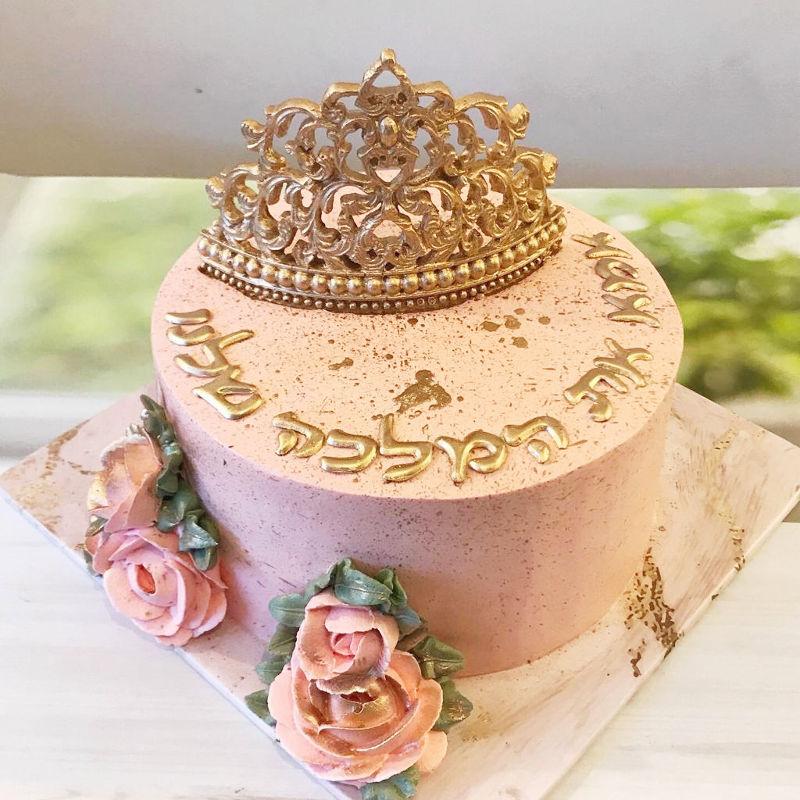 עוגה מעוצבת לאמא