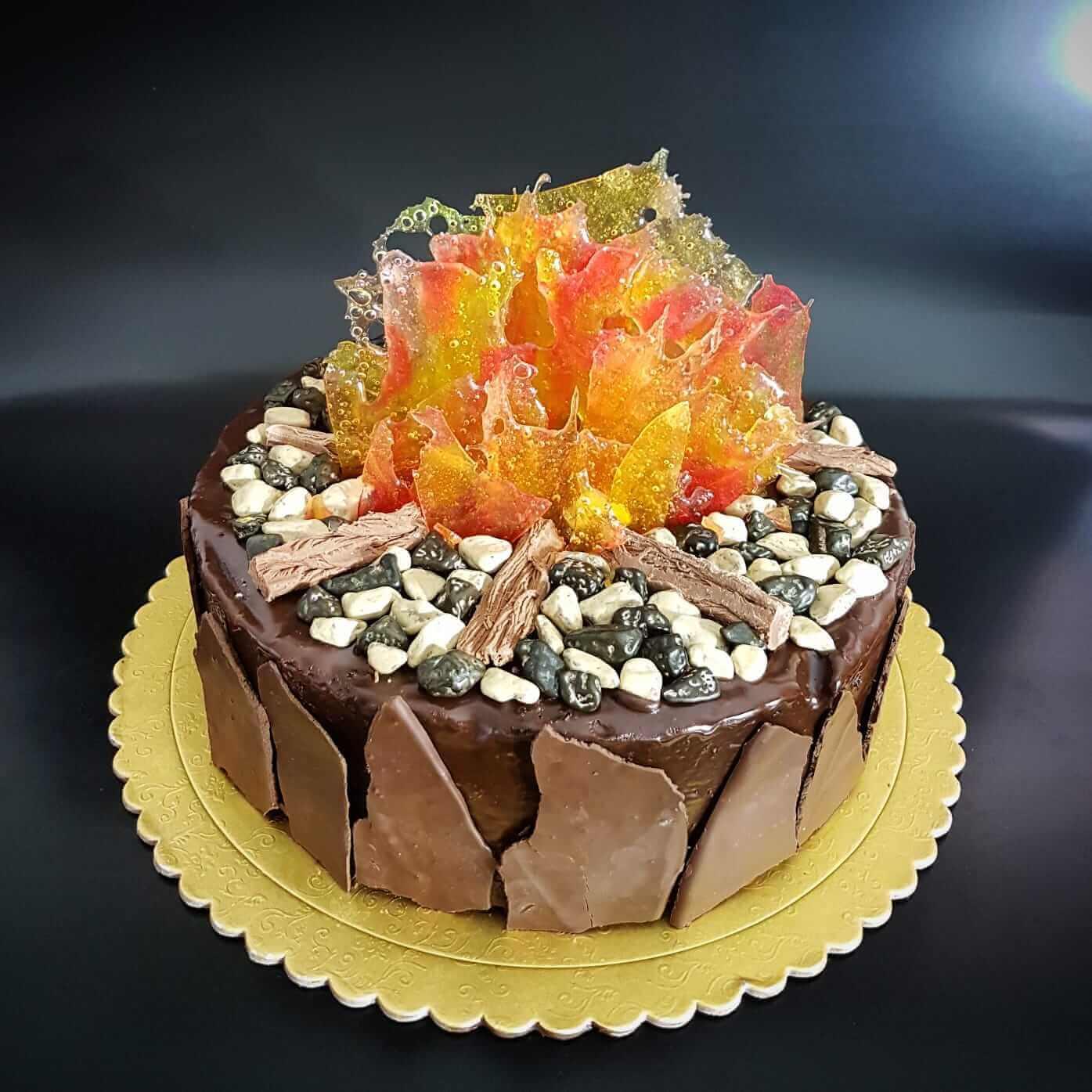 עוגה מעוצבת ללג בעומר