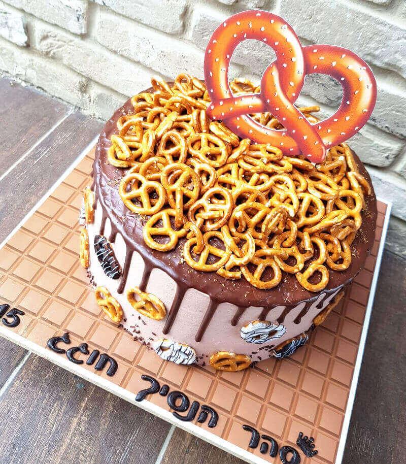 עוגה מעוצבת מיוחדת