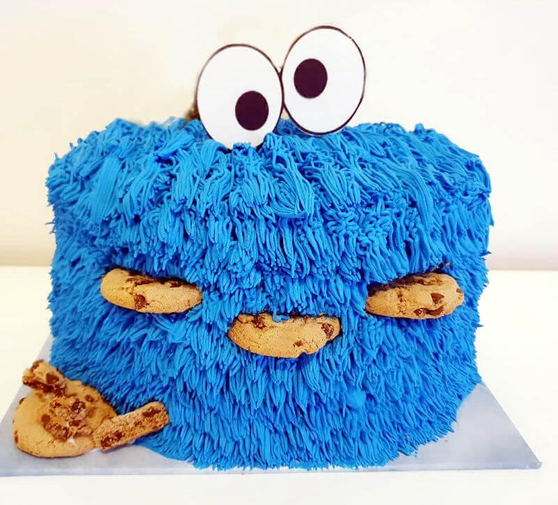 עוגה מעוצבת עוגיפלצת
