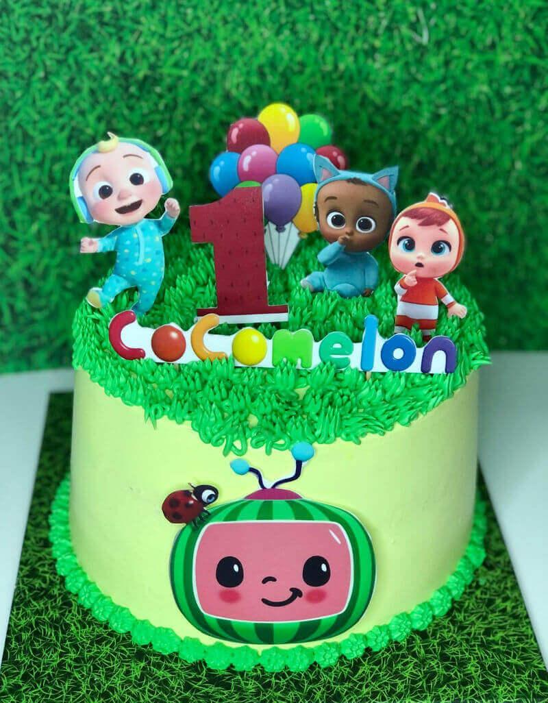 עוגה מעוצבת קוקומלון