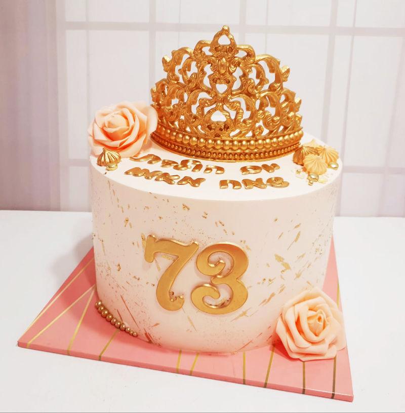 עוגה קלאסית לאמא