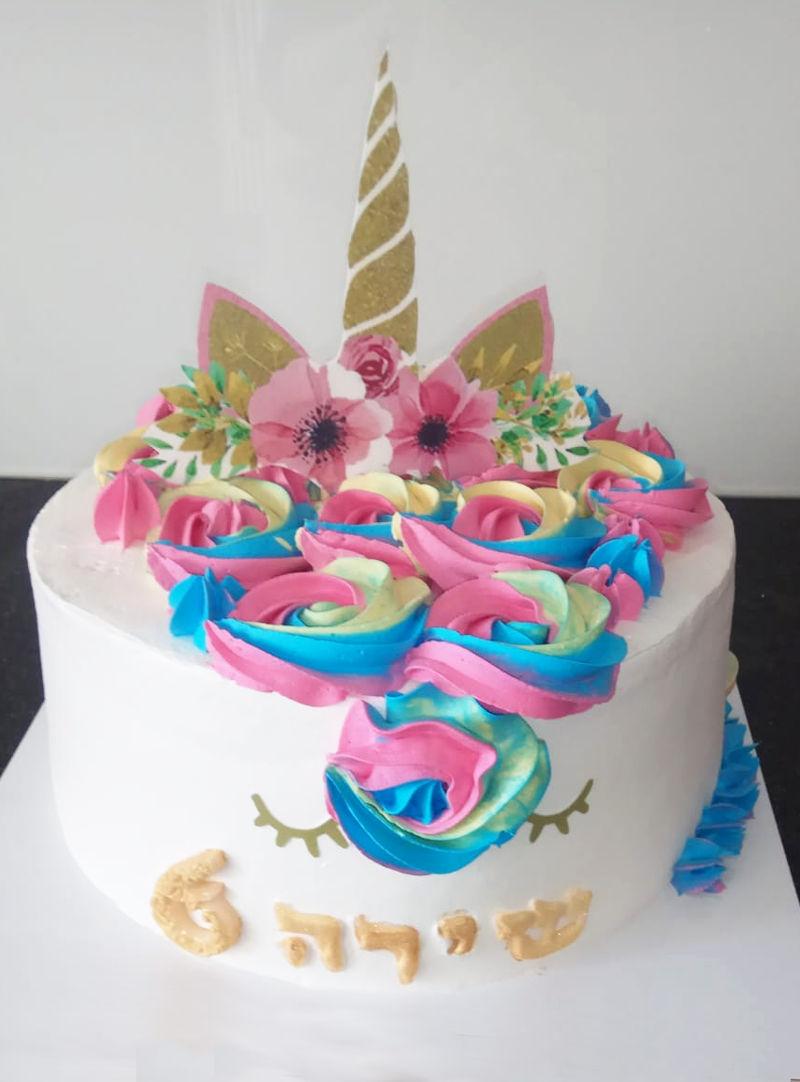 עוגת של חד קרן