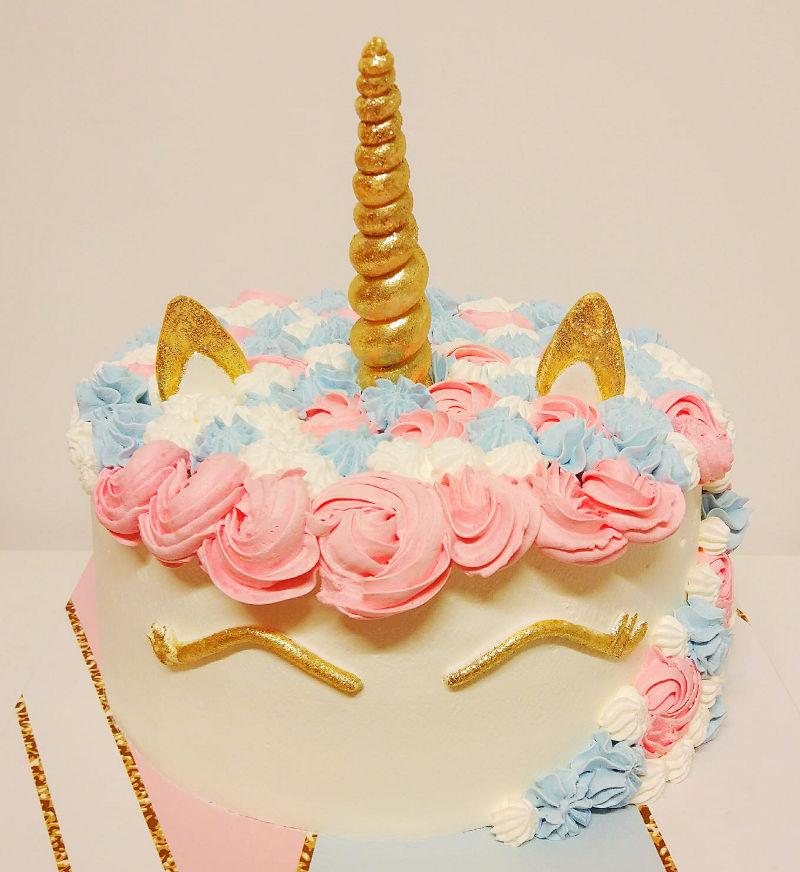 עוגה של חד קרן