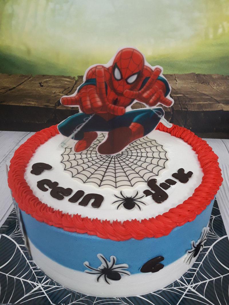 עוגה של ספיידרמן