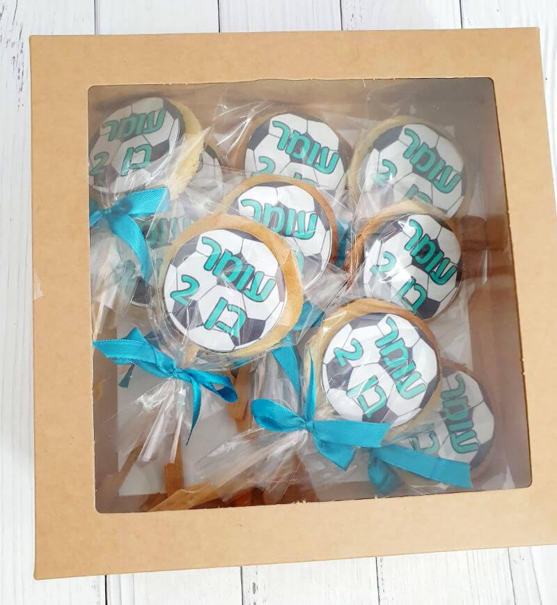 עוגיות כדורגל