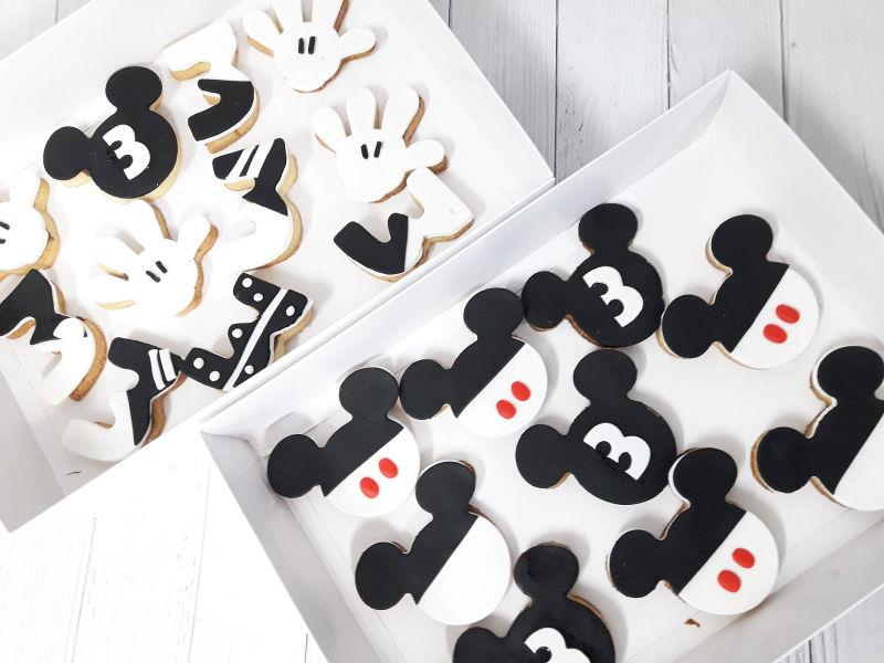 עוגיות מעוצבת מיקי מאוס