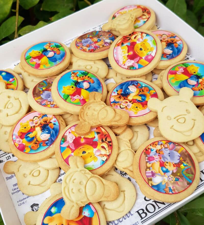 עוגיות מעוצבות פו הדב