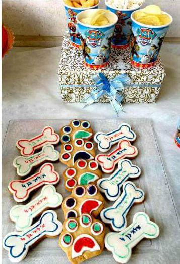 עוגיות מעוצבות מפרץ ההרפתקאות